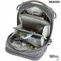 Puzdro Maxpedition Accordion Utility Pouch (AUP) AGR / 19x16 cm Black