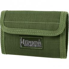 Peněženka Maxpedition Spartan (0229) / 11x7 cm OD Green