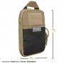 Organizér Maxpedition EDC Pocket Organizer (0246) / 18x13 cm Wolf Gray