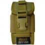 Pouzdro Maxpedition na telefon s klipem (0112) / 12.7x7 cm Khaki