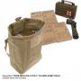Skládací pouzdro Maxpedition Mega Rollypolly (0209) / 20x28 cm Khaki