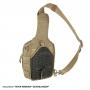 Batoh přes rameno Maxpedition Remora Gearslinger (0419) / 5.2L / 20x13x25 cm Black