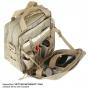 Taška Maxpedition Incognito Duo (PT1052) / 28x20x11 cm Dark Brown