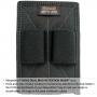 Dvojité vnitřní pouzdro Maxpedition na suchý zip (3503) / 15x10cm Black