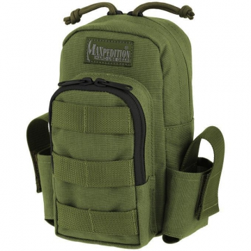 Pouzdro na tablety Maxpedition Handheld Computer Case (1601) / 10x18x5 cm OD Green