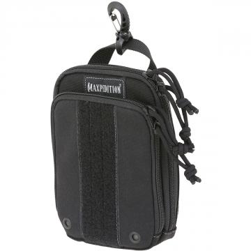 Organizér Maxpedition ZipHook střední (PT1536) / 17x12 cm Black