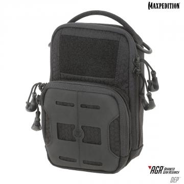 Organizér Maxpedition DEP AGR / 20x14 cm Black