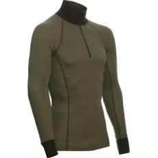 ZIP Polo-krční triko TERMO Original (lehké)  / Green L, M, S, XL