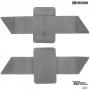 Puzdro Maxpedition Dual Mag Wrap (DMW) Grey