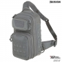 Batoh přes rameno Maxpedition GRIDFLUX (GRF) AGR / 18L / 30x23x46 cm Black