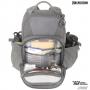 Batoh Maxpedition LITHVORE (LTH) AGR / 17L / 42x23x43 cm Black