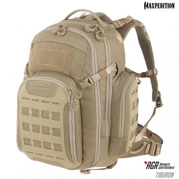 Batoh Maxpedition TIBURON (TBR) AGR / 34L / 43x30x51 cm Tan