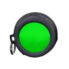 Klarus Zelený silikonový filter FT11-Green 35mm pre XT10/XT11/XT12/XTQ1/XT11S/XT11GT/RS11