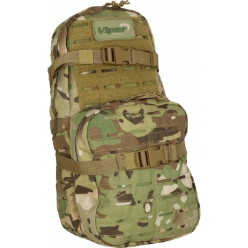 Batoh Viper Tactical Lazer Day / 13.5L / 19x20x43cm Black