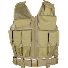 Vesta Viper Tactical L/A Special Forces Vest (VVESLA) Coyote