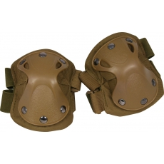 Chrániče na lokty s tvrdou skořápkou Viper Tactical (VELBHS) Sand