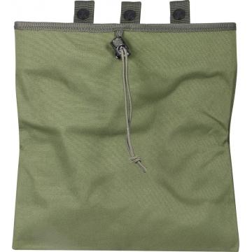 Skládací odhazovák na prázdné zásobníky Viper Tactical Folding Dump Bag / 30x25cm Green