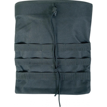 Skládací odhazovák na prázdné zásobníky Viper Tactical Folding Dump Bag / 30x25cm Black