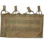 Sumka na čtyři zásobníky M4 Viper Tactical Quad Mag Sleeve / 30x16x4.5cm Coyote