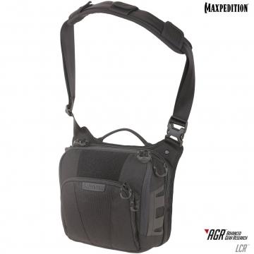 Brašna Maxpedition Lochspyr Crossbody Shoulder Bag (LCR) / 5.5L / 23x28x15 cm Tan