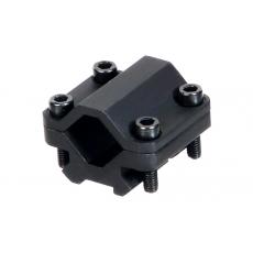 Montáž na hlaveň MNT-BR002S UTG-Leapers 13-20mm / 1-rail / 2 sloty