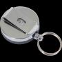 Samonavíjecí držák na klíče nebo průkaz