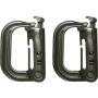 Karabina pre MOLLE Viper Tactical V-Lock (2ks) Black