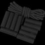 Zip vytahuj 10ks. Viper Tactical Black