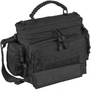Taška MilTec Tactical Paracord Bag Small / 7L / 40x16x24cm Grey
