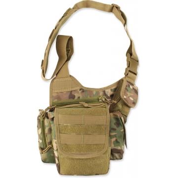 Brašna MilTec Sling Bag Multifunction / 6L / 24x20x10 cm Multitarn