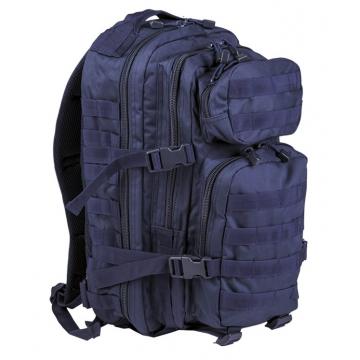 Batoh MilTec US Assault S / 20L / 42x20x25cm Dark Blue