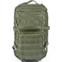 Batoh MilTec US Assault L / 36L / 51x29x28cm Green