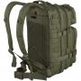 Batoh MilTec US Laser Cut Assault S / 20L / 42x20x25cm Green