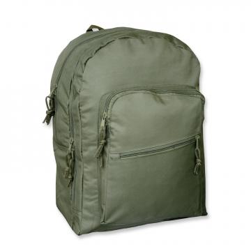 Batoh MilTec Day Pack / 25L /  31x21x43cm Green