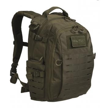 Batoh MilTec HEXTAC (140470) / 25L / 28x24x43cm Green
