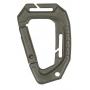 Karabina MilTec Tactical MOLLE (2 ks.) / 9,3cm Green