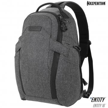 Batoh přes rameno Maxpedition Entity 16 (NTTSL16) / 16L / 25x20x43 cm Black