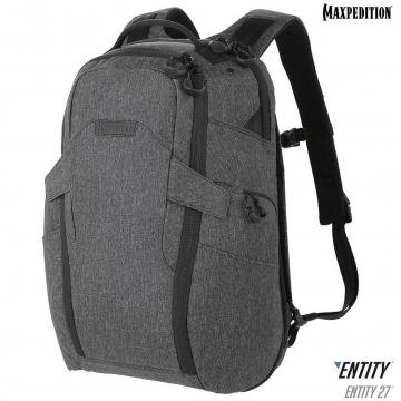 Batoh Maxpedition Entity 27 Backpack 27L (NTTPK27) / 27L / 30x23x51 cm Ash