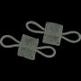 Gumová smyčka Viper Tactical 4ks. Green