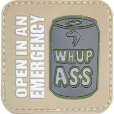 Nášivka na suchý zip Viper Tactical Whupass / 5x5cm