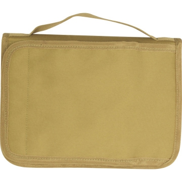 Sumka na zápisník Viper Tactical A5 Notebook Holder / 20x28 cm Coyote