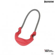 Zip vytahuj Maxpedition Positive Grip Zipper Pulls (Large) (6 ks.) (PZLRED)