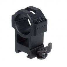 Montáž pro optiku 30mm na Picatinny - kroužek UTG RQ2W3256S Lever Lock High (1ks)