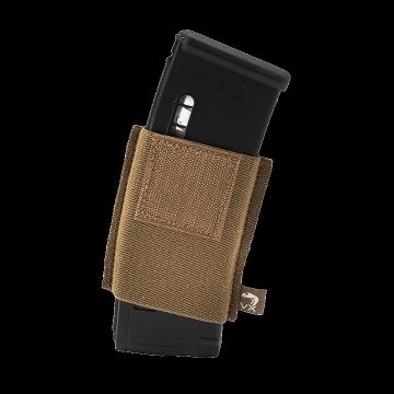 Elastická sumka na zásobníky na suchý zip Viper Tactical VX Single Rifle Mag Sleeve Dark Coyote