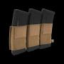 Elastická trojitá sumka na zásobníky M4 na suchý zip Viper Tactical VX Triple Rifle Mag Sleeve Dark Coyote