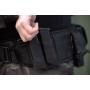 Elastická sumka na zásobníky do pistole na suchý zip Viper Tactical VX Double Pistol Mag Sleeve Dark Coyote