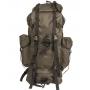 Batoh MilTec GERMAN IMPORT LARGE RUCKSACK 65 L /  31x17x56cm Green