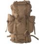 Batoh MilTec GERMAN IMPORT LARGE RUCKSACK 65 L /  31x17x56cm Coyote