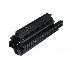 Předpažbí pro Saiga 7.62X39mm Quad Rail, UTG (MNT-HGSG39)