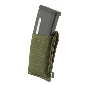 Elastická sumka MOLLE na zásobník M4 Viper Tactical Single Rifle Mag Plate Black